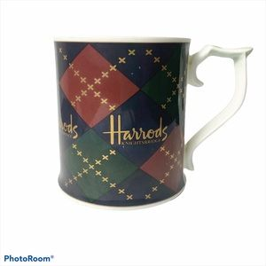 Harris's Knightsbridge Fine Bone China Mug